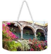 Convento De La Popa Cartagena Weekender Tote Bag