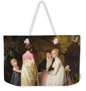 Conversation In A Park Weekender Tote Bag