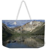 Convict Lake Reflection Weekender Tote Bag
