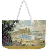 Conway Castle Weekender Tote Bag