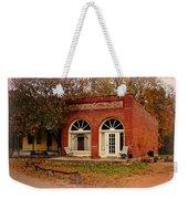 Cook Station Bank Weekender Tote Bag by Marty Koch