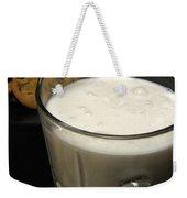 Cookies And Milk Weekender Tote Bag