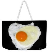 Cooking With Love Series. Breakfast For The Loved One Weekender Tote Bag