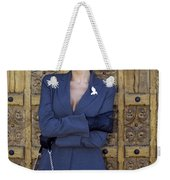 Cool Blonde Palm Springs Weekender Tote Bag