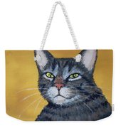 Cool Cat Weekender Tote Bag