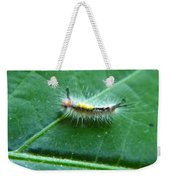 Cool Caterpillar Weekender Tote Bag