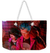 Cool Couple Weekender Tote Bag