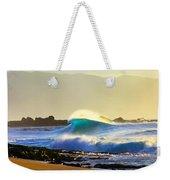 Cool Curl Weekender Tote Bag by Sean Davey