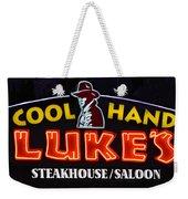 Cool Hand Lukes Weekender Tote Bag