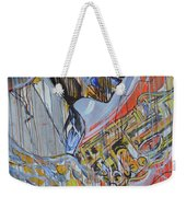 Cool Heat Weekender Tote Bag
