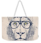 Cool Lion Weekender Tote Bag