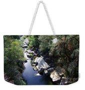 Cool Mountain Creek Weekender Tote Bag