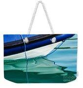 Cool Ocean Blues Weekender Tote Bag