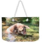 Cool Pig Weekender Tote Bag