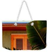 Cool Tropics Weekender Tote Bag by Karen Wiles