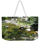 Cool Waters Weekender Tote Bag