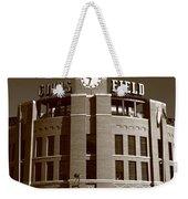 Coors Field - Colorado Rockies 20 Weekender Tote Bag