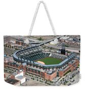 Coors Field Denver Weekender Tote Bag