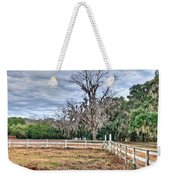 Coosaw - Cloudy Day Weekender Tote Bag