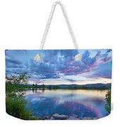 Coot Lake View Weekender Tote Bag