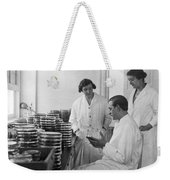 Copenhagen Serum Institute Weekender Tote Bag