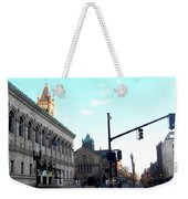 Copley Square - Old South Church Weekender Tote Bag