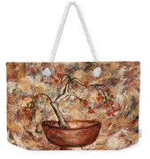 Copper Bowl Weekender Tote Bag
