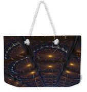 Copper Cathedral Weekender Tote Bag