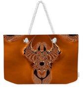 Copper Jewel Weekender Tote Bag