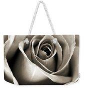 Copper Rose Weekender Tote Bag
