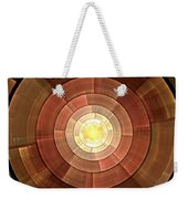 Copper Shield Weekender Tote Bag