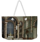 Coptic Church, Cairo, Egypt, 1906 Weekender Tote Bag by Getty Research Institute