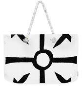 Coptic Cross Weekender Tote Bag