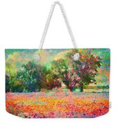 Coquelicots Weekender Tote Bag