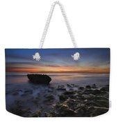 Coral Cove Beach At Dawn Weekender Tote Bag