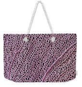 Coral From Guadalupe Weekender Tote Bag