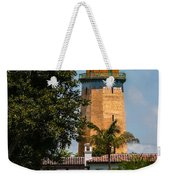 Coral Gables House And Water Tower Weekender Tote Bag
