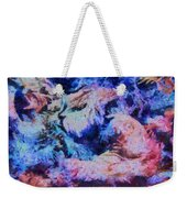 Coral Heaven Weekender Tote Bag