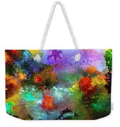 Coral Reef Impression 1 Weekender Tote Bag