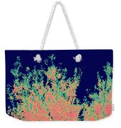 Coral Reef Abstract Weekender Tote Bag