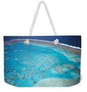 Coral Reef Capricornia Cays Np Weekender Tote Bag
