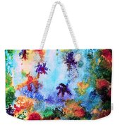 Coral Reef Impression 16 Weekender Tote Bag