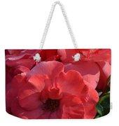 Coral Roses 2013 Weekender Tote Bag