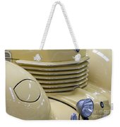 Cord 812 Oldtimer From 1937 Grill Weekender Tote Bag