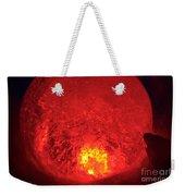 Core Flame Weekender Tote Bag