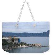 Corfu City 4 Weekender Tote Bag