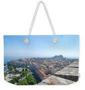 Corfu City Weekender Tote Bag