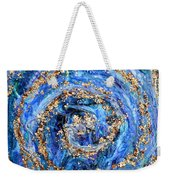 Coriolis 4 Weekender Tote Bag by Regina Valluzzi