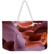 Corkscrew Canyon Weekender Tote Bag