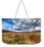 Corn Field Weekender Tote Bag